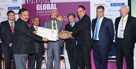 NATCO PHARMA LIMITED, WINNER OF ' GOLDEN PEACOCK INNOVATION MANAGEMENT  AWARD' FOR THE YEAR 2015
